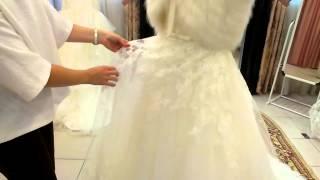 Последние тенденции в свадебной моде в салоне