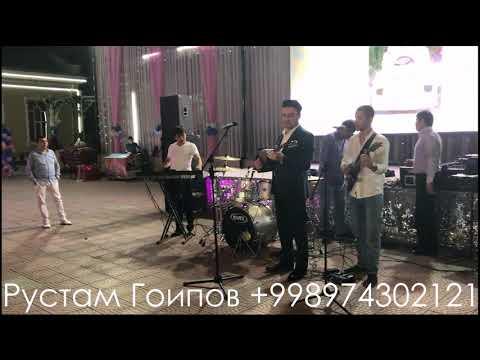 Rustam G'oipov - Ey Mani Yuz Ming Gunohimni Ko'rib Turgan Zot (Jonli Ijro 2019)