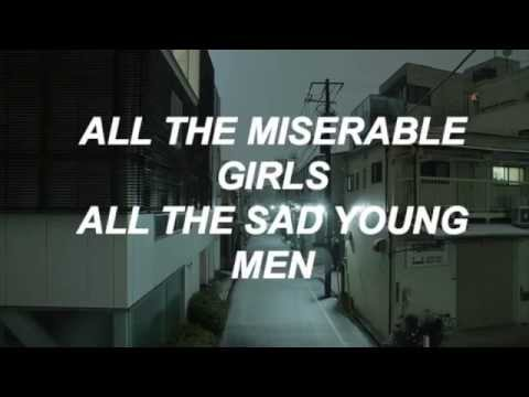 ALL THE SAD YOUNG MEN // SPECTOR