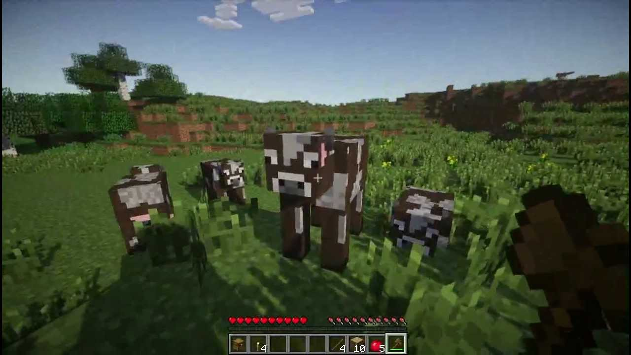 FX-6300 and R9 270 Minecraft Shaders Test