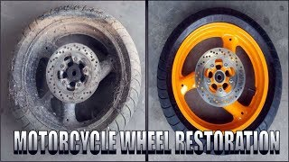 Download Severely Neglected Wheel Restoration Mp3 and Videos