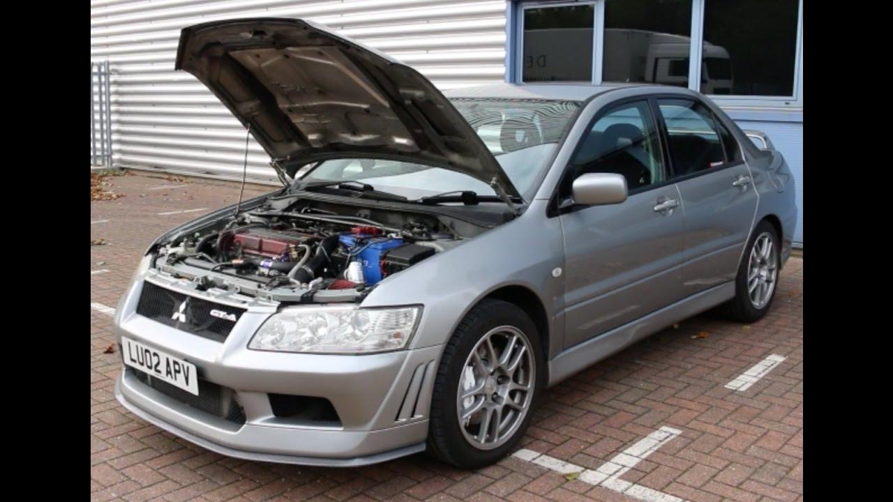 Mitsubishi Lancer Evolution Vii Gta Review Performancecars