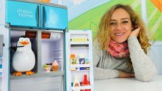 Nicoles Spielzeug Kindergarten - Wir lernen die Zahlen - Kindervideo