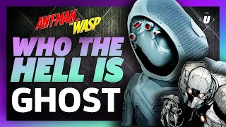 Who The Hell Is Ghost | Ant-Man and the Wasp