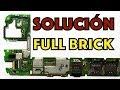 Solucion Full Brick Moto G4 y G4 Plus