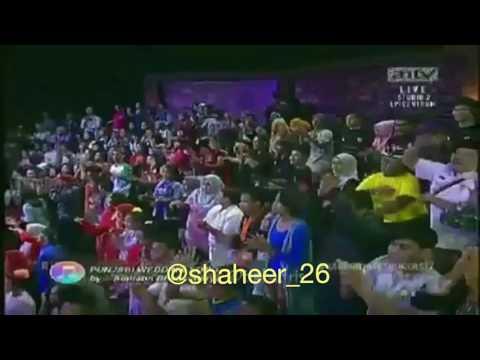 Shaheer Sheikh, Mrunal thakur, Arjit Taneja performing on Punjabi Wedding Song