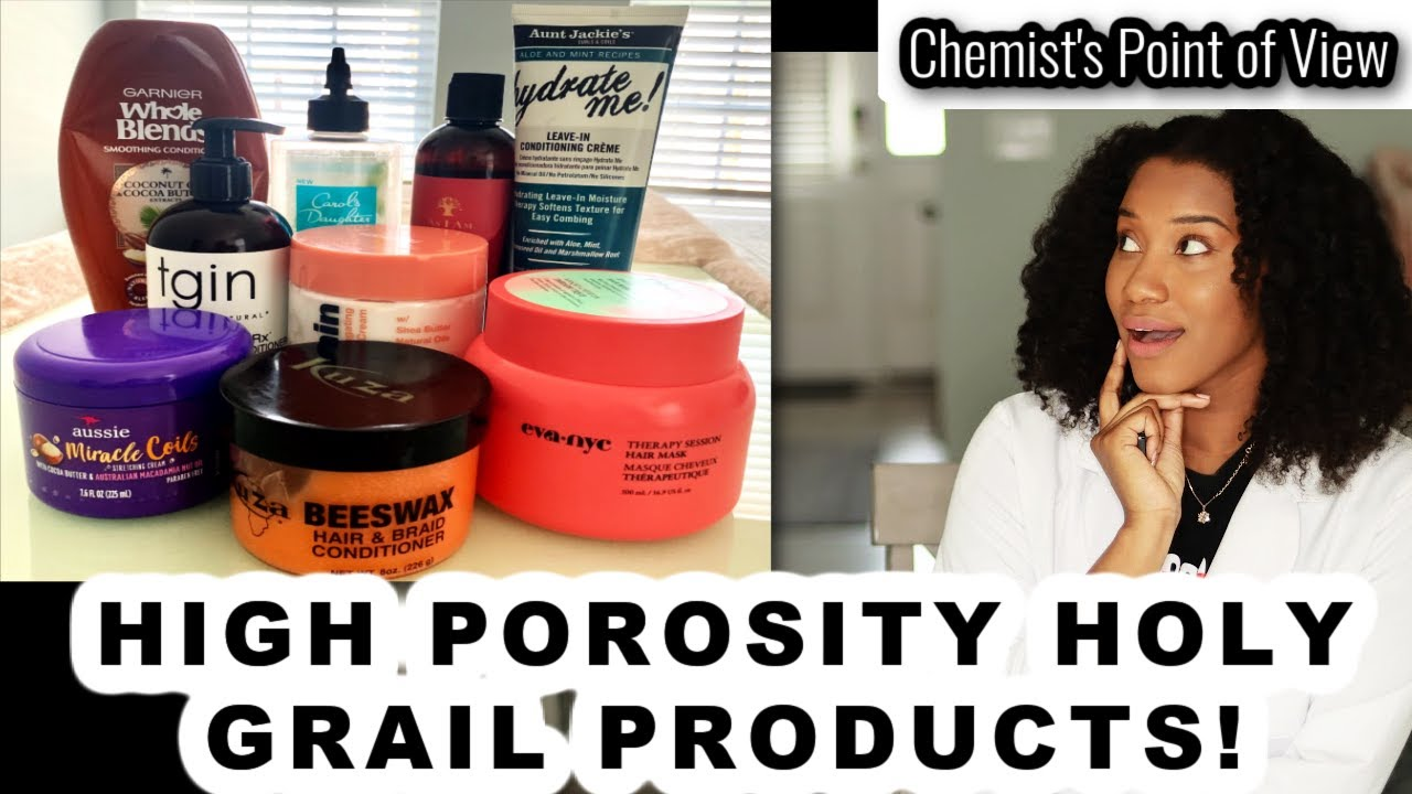 HIGH POROSITY HOLY GRAIL PRODUCTS! THIS IS NOT A TEST!!