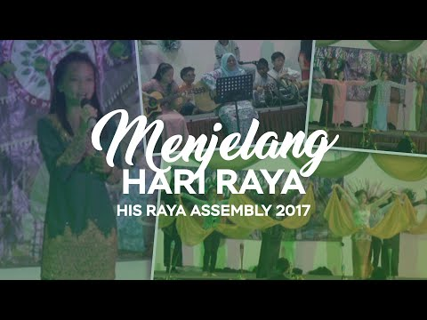 HELP International School Hari Raya Assembly 2017