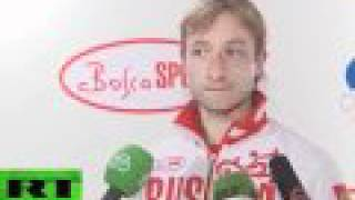 Plushenko: Too good for gold or robbed at Vancouver 2010 Olympics? thumbnail