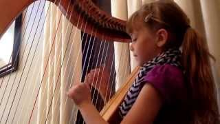 Little Playmates - Played by Ashlynn on the Harp.