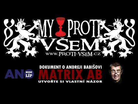 MY PROTI VŠEM - MATRIX AB