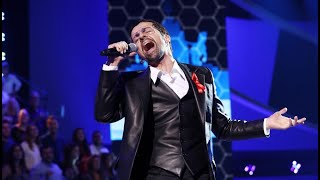 Jordi Coll imita a George Michael en 'Freedom' - Tu Cara Me Suena