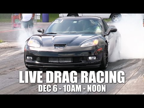 Quick 30 - Drag Racing - LIVE