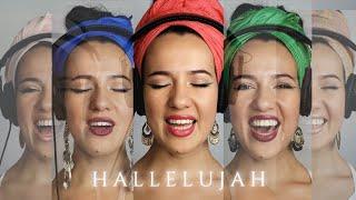 Hallelujah - Carina La Dulce (Acapella Cover in Ethnic Style)