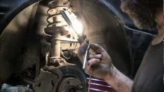 Replacing Front Shocks On A Audi 90 Quattro(, 2012-03-29T07:15:37.000Z)