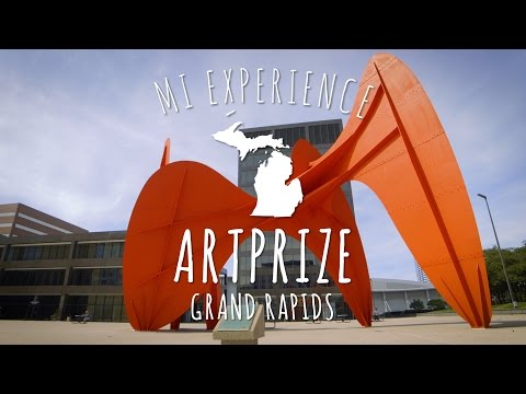 ArtPrize transforms Grand Rapids - MI Experience