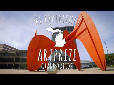 ArtPrize transforms Grand Rapids - MI Experience