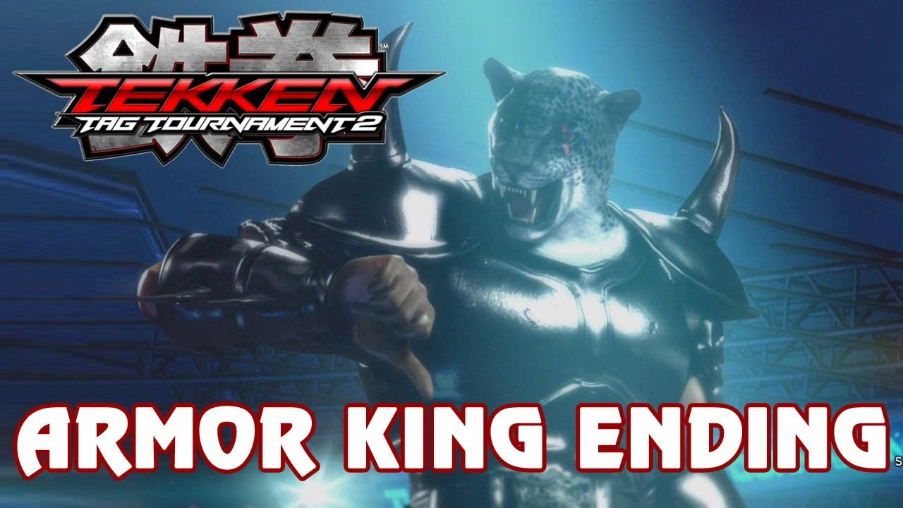 Tekken Tag Tournament 2 Armor King Ending True Hd Quality Youtube