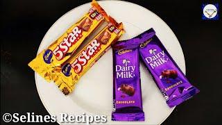 Diary Milk &amp 5 Star Chocolate Cake Recipe  Chocolate Cake Recipes How to Make Easy Chocolate Cake
