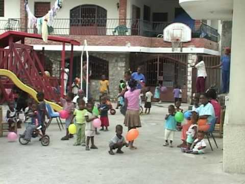 God's Littlest Angels Orphanage Haiti - YouTube