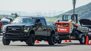 Фото с обложки 10,000-Pound Trailer-Tow Obstacle Course – Diesel Power Challenge 2016