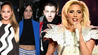 Gambar cover Celebs React to Lady Gaga's Super Bowl 51 Halftime Show Performance