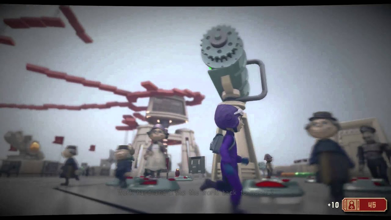 The Tomorrow Children(トゥモ...