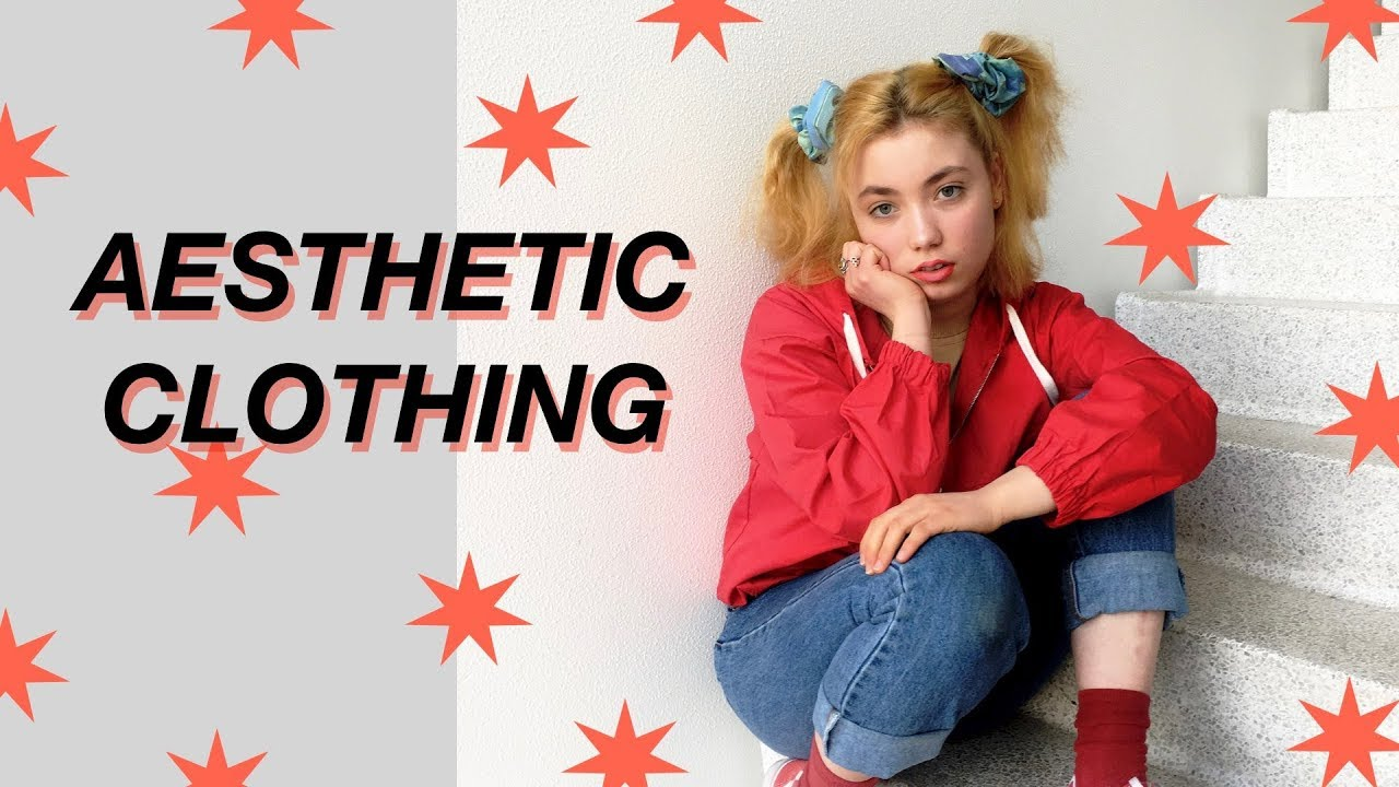 b7a330a424679 Where I Get My Aesthetic Clothing // Lookbook - YouTube