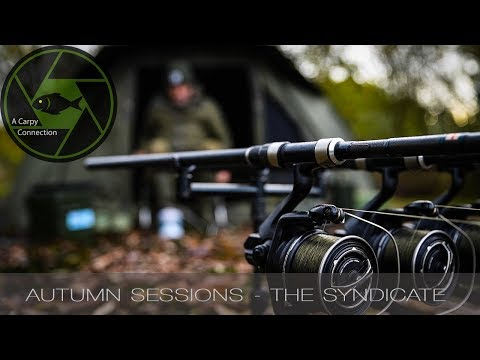 ***CARP FISHING*** A Carpy Connection - Autumn Sessions - The Syndicate