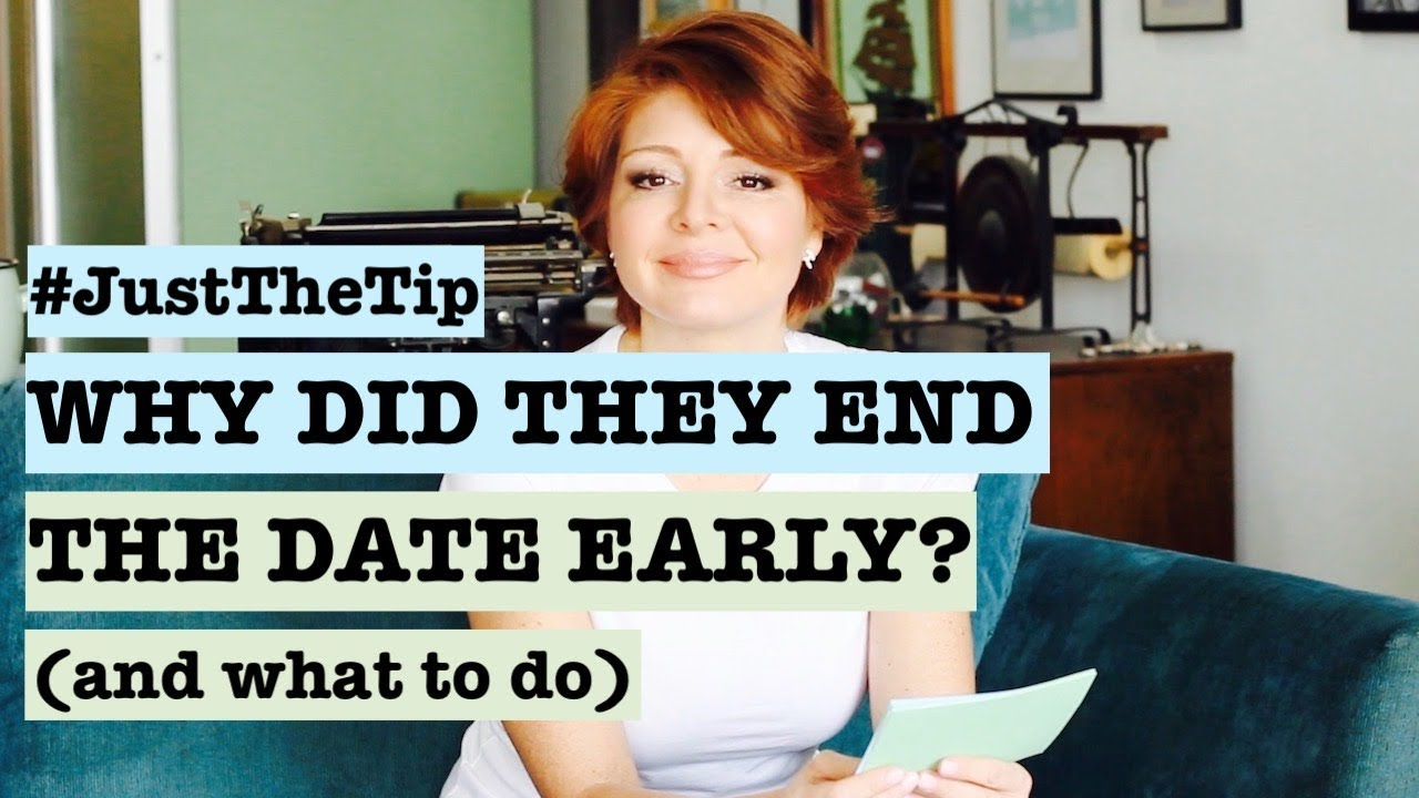 Early dating tips for women