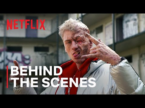 Project Power | Behind the Scenes - How to Set Machine Gun Kelly on Fire | Netflix