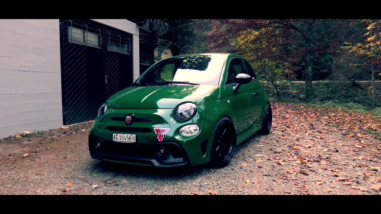 fiat 500 abarth tuning 595 turismo youtube. Black Bedroom Furniture Sets. Home Design Ideas