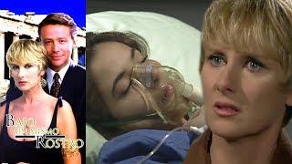 ¡Carolina cae enferma! | Bajo un mismo rostro | Tlnovelas