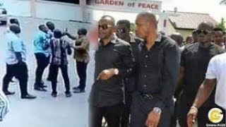 Owusu Bempah explains why he went to radio XYZ with his bodyguards