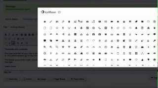 How to use Fonticons Joomla Plugin