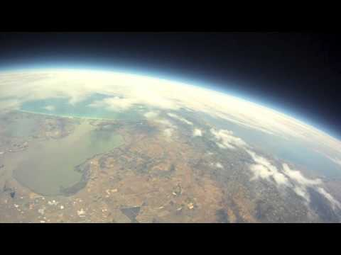 Balloon to the edge of space South Australia