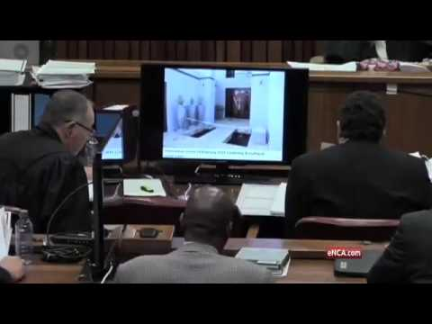 Oscar Pistorius trial extended until April