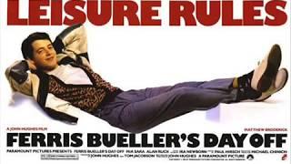 Ferris Bueller's Day Off - Original Movie Soundtrack (Full Album)