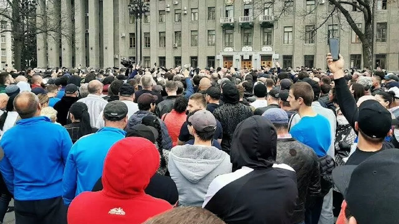 Митинг во Владикавказе. 5 шагов для России от Навального. Путин поздравляет с Пасхой