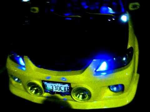 CARRO TUNING EL MEJOR DE GUATEMALA CAR AUDIO XELA 2009 SHOW LUCES - YouTube