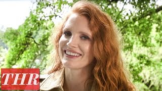 Jessica Chastain on Her First Acting Job in 'ER,' 'The Wizard of Oz,' & More! | THR
