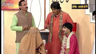 Best Of Sajan Abbas and Tariq Teddy New Stage Drama Comedy Clip