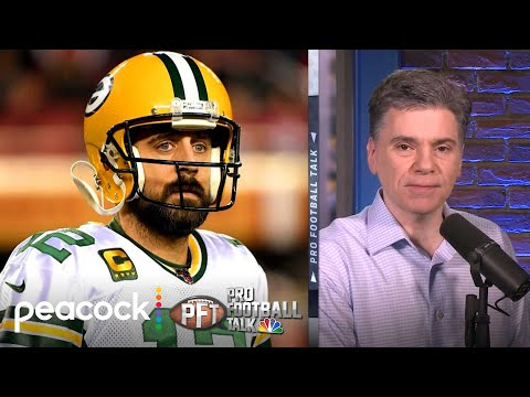 Aaron Rodgers' relationship with Green Bay feels irreparable | Pro Football Talk | NBC Sports
