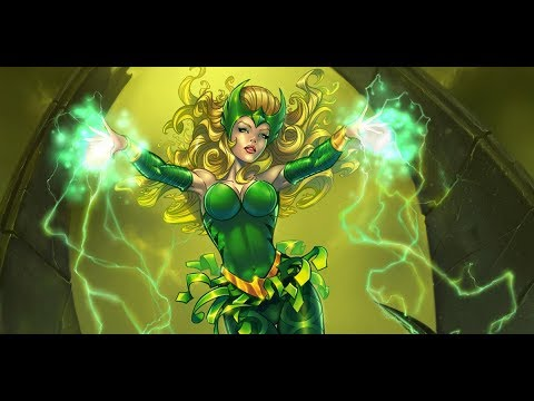 Voice Acting Did You Know: Amora The Enchantress