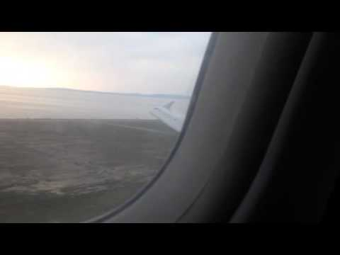 Tunisair - landing in marseille provence airport
