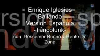My Enrique Iglesias Bailando Video- Spanish version (con letra )- Magyar fordítás
