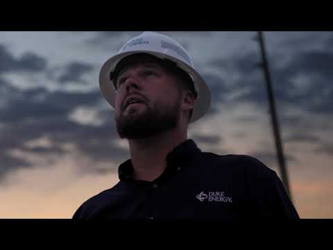 Duke Energy Lineman