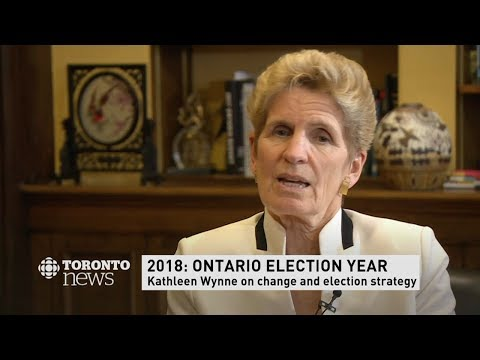 2017 year-end interview with Ontario Premier Kathleen Wynne