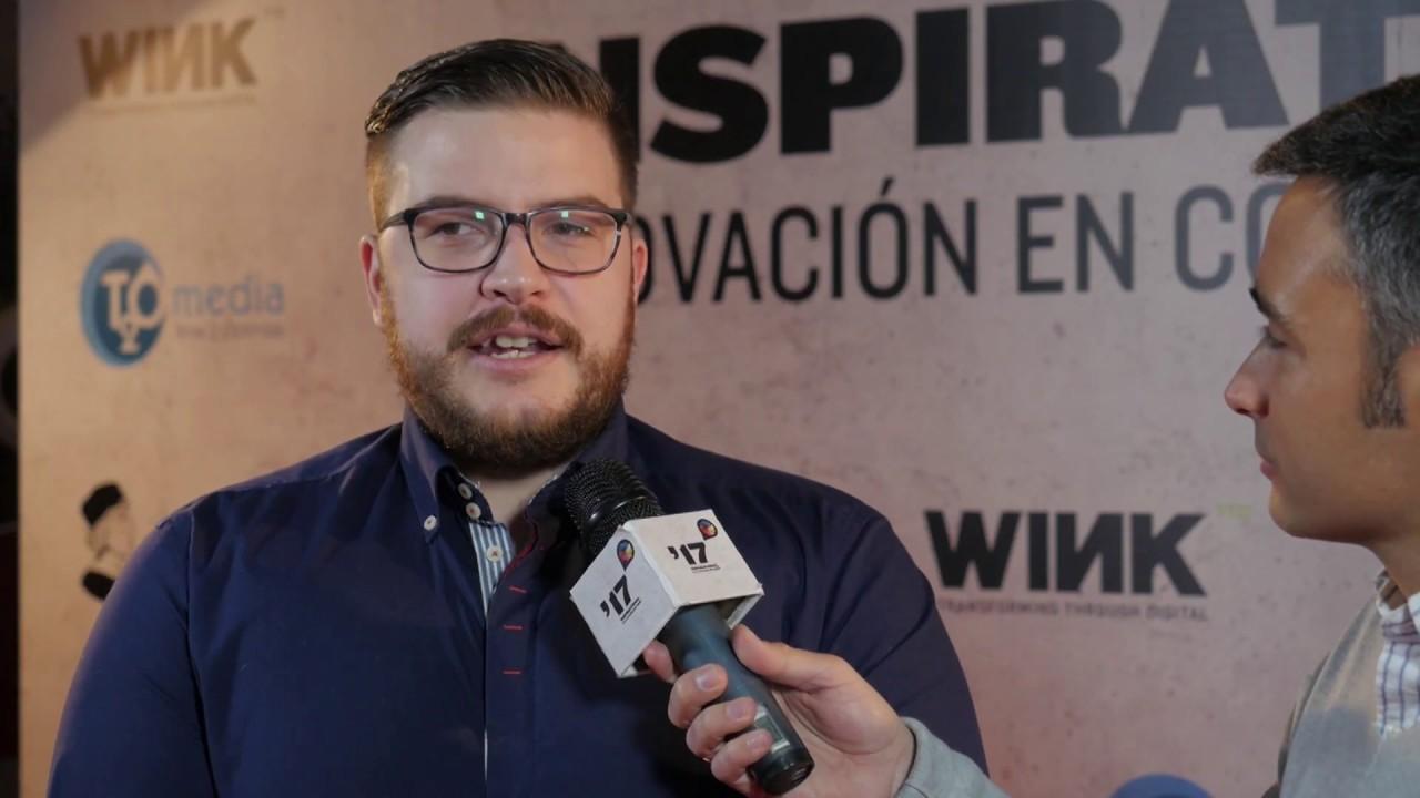 Festival  Inspirational 2017: Entrevista a  Antonio Yuste, Esportmaniacos
