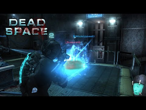 Dead Space 2 Multiplayer - 4 vs 4 Match - Titan Mines - Pc Game |